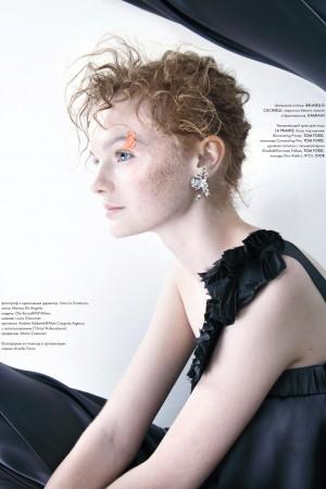 Ola Kursa for Elle KZ March 2017 by Irina Lis Costanzo (6)